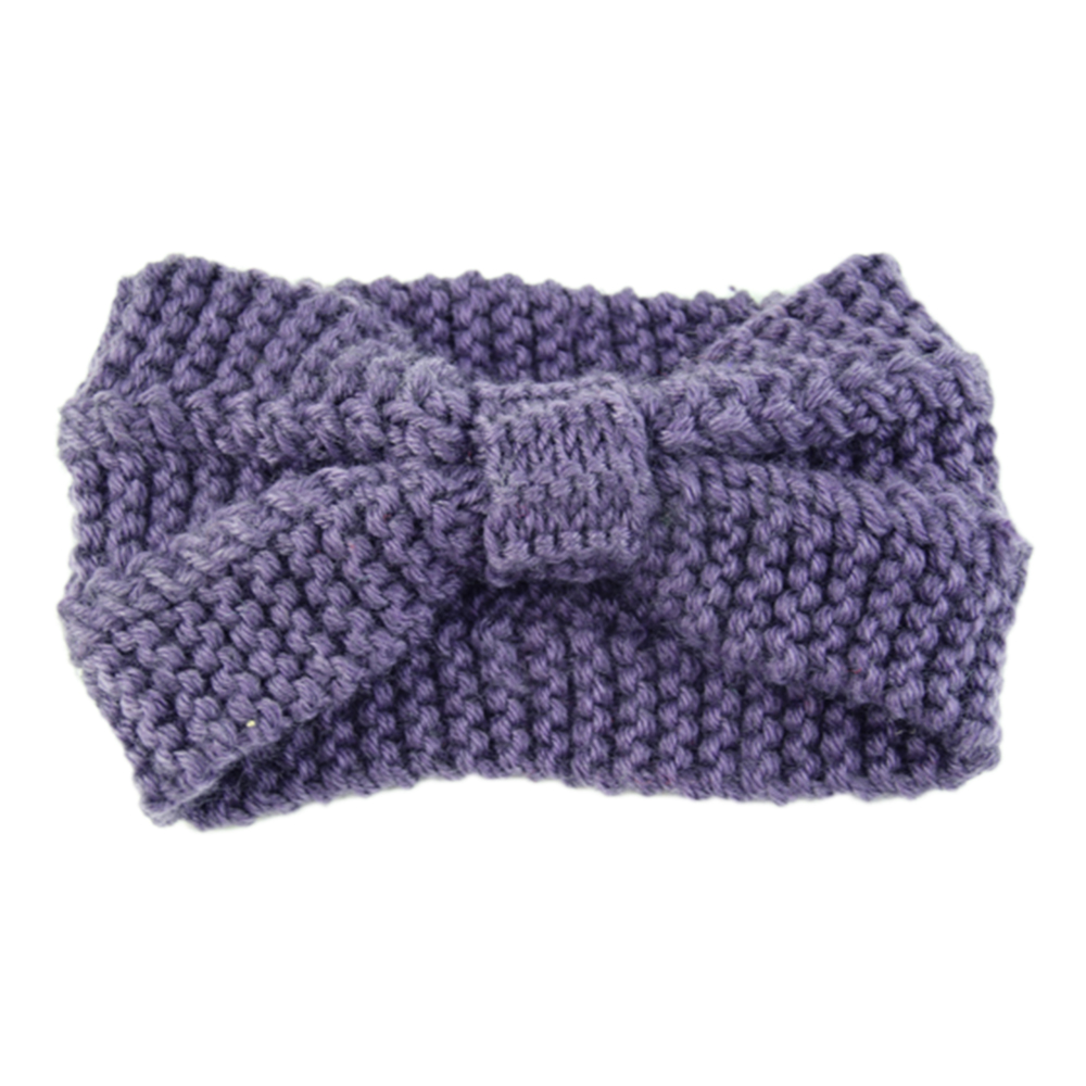 NIBESSER Fashion Snowboard Warm Knitted Cap Snap Skullies Bonnet Beanie  No Top Wool Hat Women Multi-purpose Hat 44