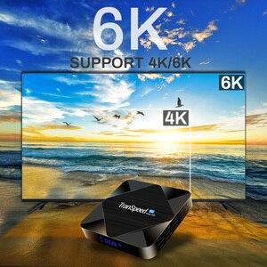 Image 5 - 2020 אנדרואיד 10.0 טלוויזיה תיבת 2.4G & 5.8G מהיר Wifi 6K 4K גוגל עוזר H616 Quad core 16GB 32GB 64GB מדיה נגן סט למעלה טלוויזיה תיבה