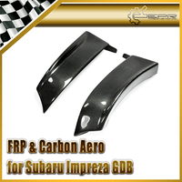 Car Styling For Subar 2002 2005 Impreza GDB STI Style Carbon Fiber Rear Spat