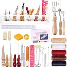 Набор инструментов для шитья кожи kaobuy 39 шт с инструкциями