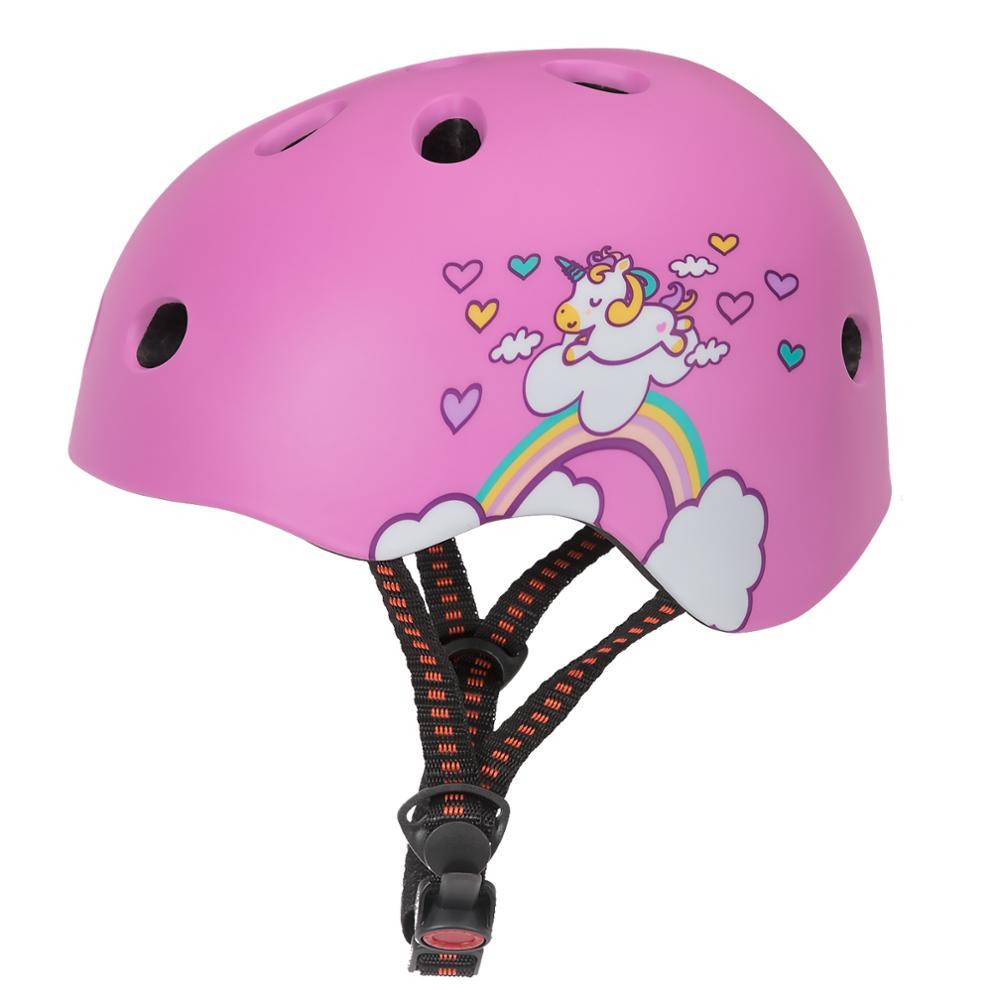 Детский шлем велосипеда Сверхлегкий От 3 до 6 лет Детская Защитное снаряжение для езды на велосипеде езда шлем Детский велосипедный шлем для...