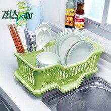 Organizer do kuchni gotowane wszystko do akcesoriów kuchennych naczynie do naczyń rzeczy suszarka do naczyń dom trzymaj przedmioty naczynia miski