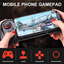 Wireless Gamepad for IOS Android Wireless Joystick Bluetooth BT4.0 Game Pad Handle Game Controller for Mobile Phone Trigger flydigi wee gamepad wireless bluetooth stretchable gamepad game joystick handle controller for android ios
