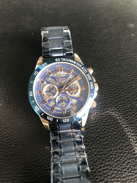 Excellent product as described, seller is Good and cooperative. Love this watch and will shop more from this store