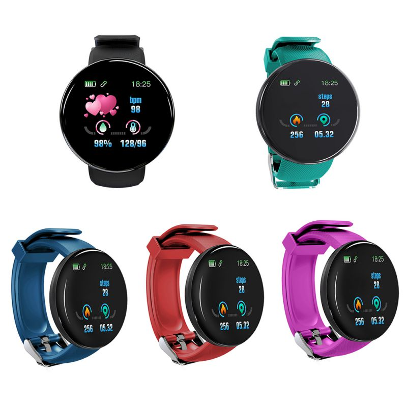 2019 Newest Bluetooth Smart Watch Track Health Monitor Bracelet For Man/Women Practical Fitness Sport Bluetooth Smart Watch