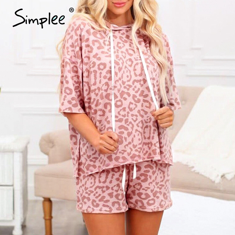 Simplee Boho Polka Dot Women Jumpsuits Pink Short Sleeve Sashes Female Jumpsuit Romper Buttons Summer Holiday Beach Overalls