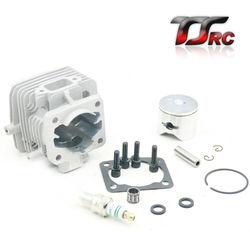 29cc 4 Bolt Engine Parts Fit TSRC XJM Topspeed Kingmotor Rovan 30.5CC ENGINE for 1/5 Hpi Rovan Km Baja Losi 5ive-t Rc Car Parts