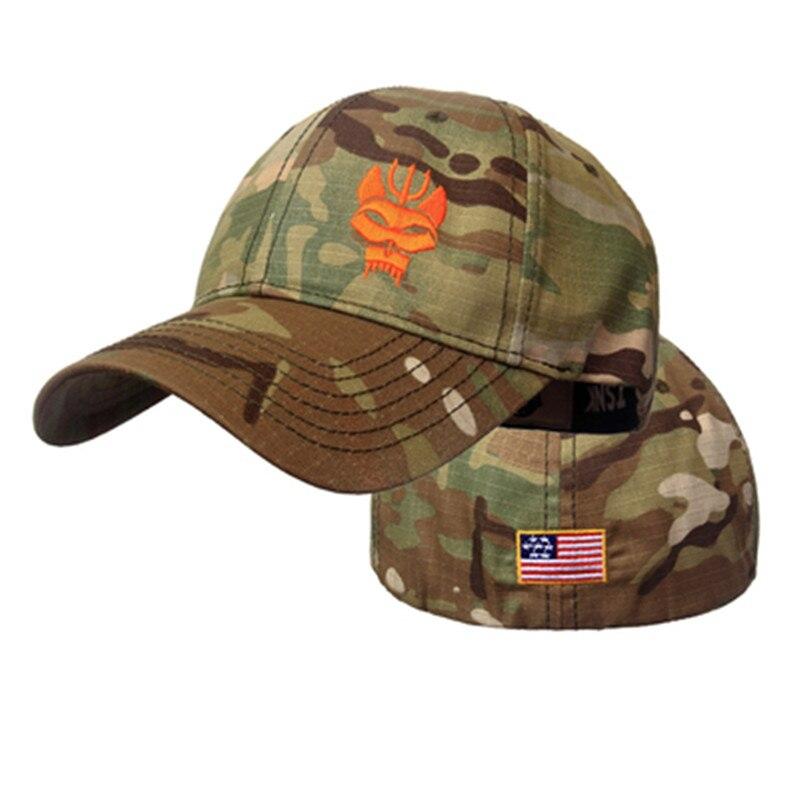Men punishment military fans tactical cap training caps outdoor jungle adventure baseball cap trucker hats army tactical caps
