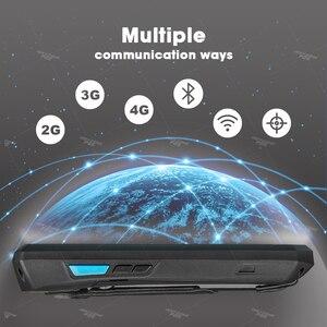 Image 4 - ISSYZONEPOS Ручной PDA Android 8,1 сканер штрих кода 1D 2D считыватель штрих кодов сборщик данных POS терминал доставка склада PDA