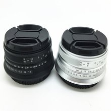 7 artisans 25mm F1.8 Prime Lens to All Single Series for M43