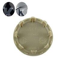 20 pçs 58mm centro da roda cubo tampas etiqueta do carro para kia cerato sportage r k2 k3 k5 centro roda capa hub crachá tampas adesivos