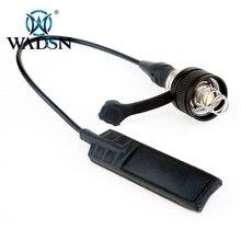WADSN тактический фонарь пульт дистанционного управления в сборе для M300 M600 серии скаутские огни прижим Кнопка подсветка для оружия аксессуары