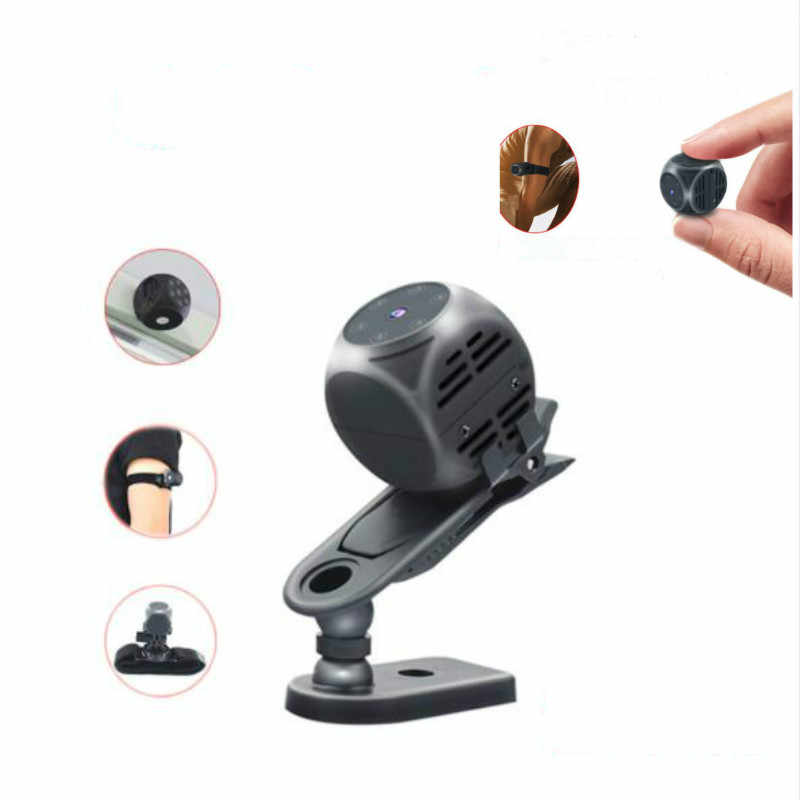 Mini Camera Video DV DVR  1080P Full HD  Micro Cam Motion Detection With Infrared Night Vision Camcorder support hidden TF card