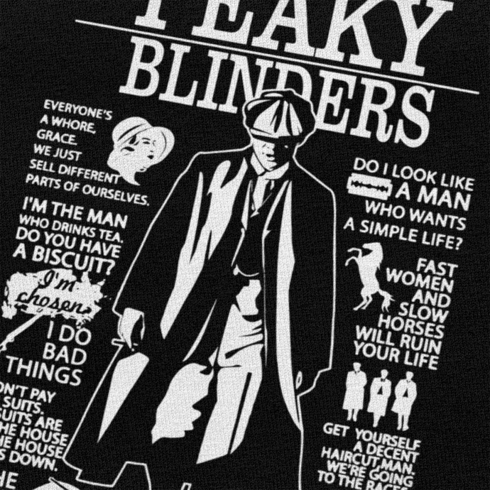 T-shirt Peaky Blinders Créer Son T Shirt