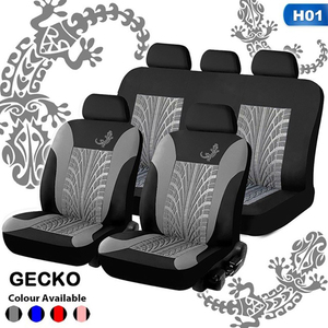 Image 1 - 4/9PCS/Set Seat Car Covers Universal Interior Accessories For Cars Truck Detachable Headrests Bench Seat Covers For Women Auto