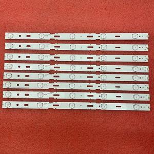 Image 5 - Светодиодная лента для подсветки телевизора, 8 шт. светодиодный, 428 мм, 40VLE6520BL SAMSUNG_2013ARC40_3228N1 40 LB M520 40VLE4421BF