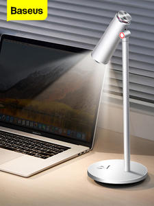Baseus Table-Lamp Light-Usb Led-Desk Eye-Protection Study-Reading Office-Work Rechargeable