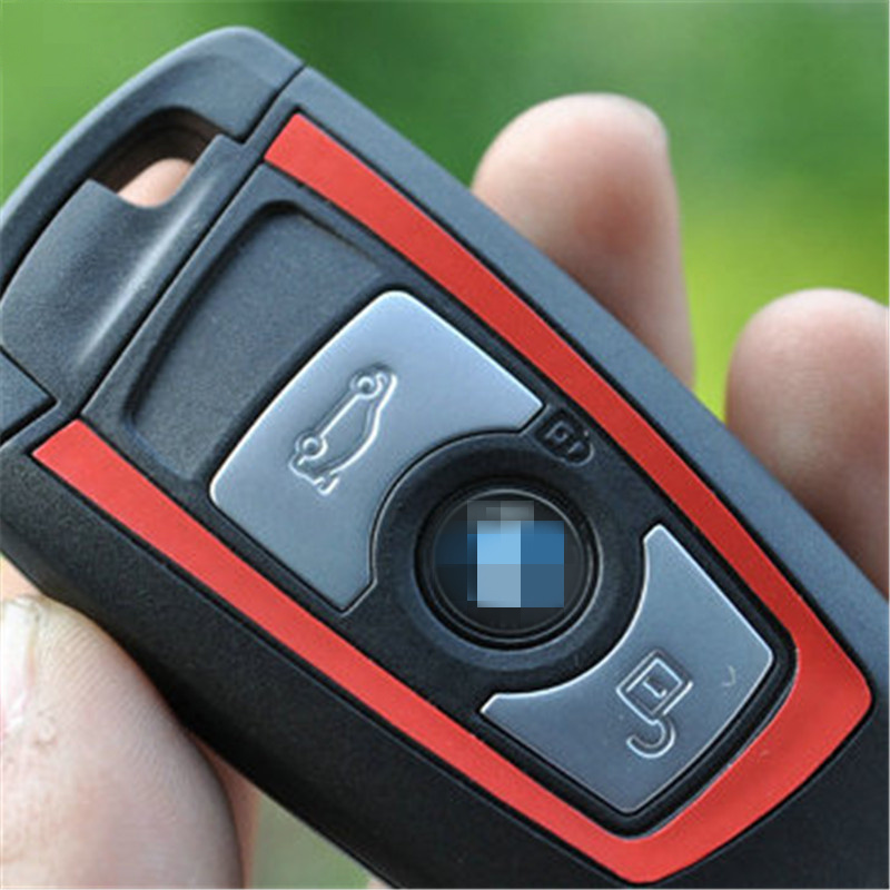 Car Key Sticker For BMW E46 E52 E53 E60 E90 F01 F20 F10 F30 F15 X1 X3 X5 X6 New 1 Series 3 Series 5 Series Car Styling