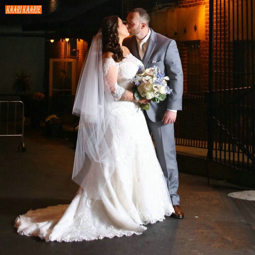 Simple 120 CM Two Layers Soft Tulle Short White Bride Veils Cheap 2020 Ivory Bridal Veil Wedding Accessories Yashmac With Comb