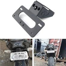 Для KAWASAKI Z650 Ninja 650- мотоцикл Fender Eliminator Комплект мотоцикл задний хвост аккуратный номерной знак держатель