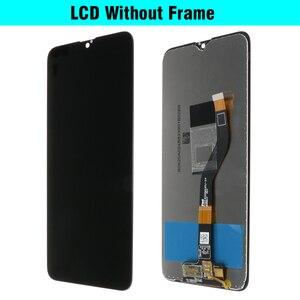 "Image 3 - 6.2 ""Original AMOLED Für Samsung galaxy A10s lcd Digitizer A107/DS A107F A107FD A107M Display Touchscreen Digitizer montage"