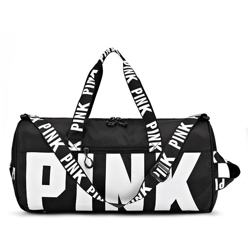 Hot Stylish Lightweight Nylon Waterproof Travel Bag Trend Sports Fitness Yoga Bag Business Leisure Travel Storage Luggage Bag
