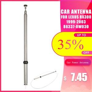 Image 1 - Antena de energía Universal para coche, para Lexus RX300 2008 2016 86337 0W030