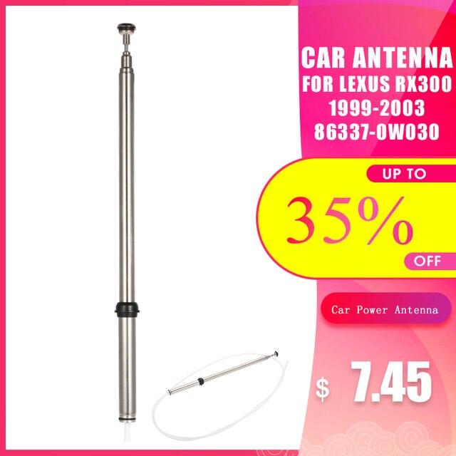 Antena de energía Universal para coche, para Lexus RX300 2008 2016 86337 0W030