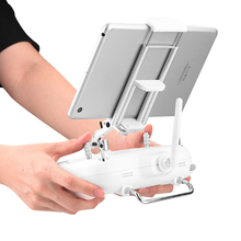 Soporte de tableta para DJI Phantom 3 Standard SE 2 Vision, mando a distancia para Dron fimi 1080P, montaje de teléfono