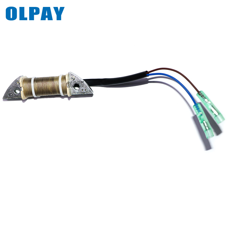 Charging Coil 63V-85520-01 15F For Hidea 2 Stroke 15HP Outboard Motor