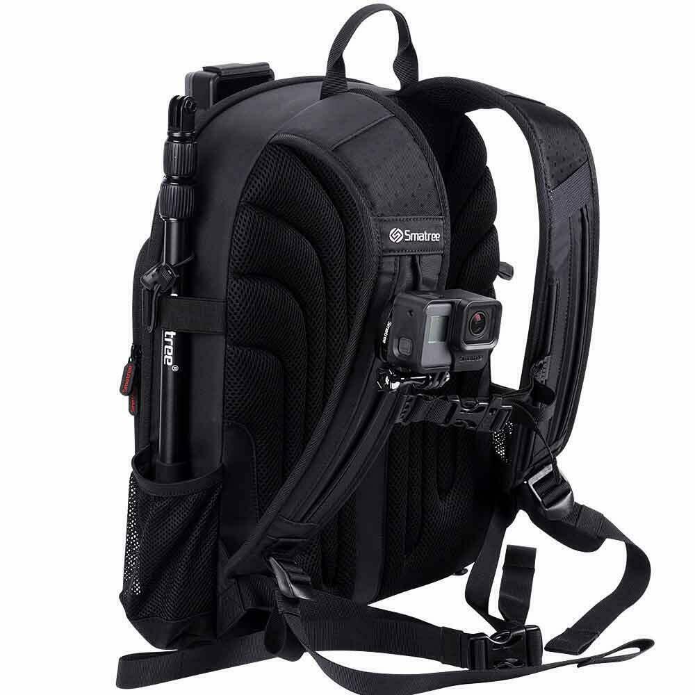 Smatree Backpack for DJI Mavic 2 Pro/Zoom for DJI OSMO Pocket/OSMO Action/Gopro 7/6/5/4/3/3+