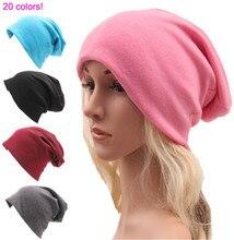 2019 Ear Warm Casual Loose Hip Hop Man Women Fall Winter Skullies Beanies Hat Cap Elastic Fashion Accessories Outdoor-XMC-W6