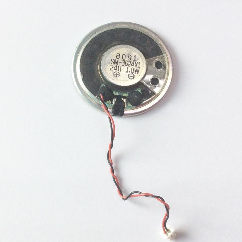 10X Speaker 24Ohm 1Watt Diameter 36mm  For CP1660 CP1200