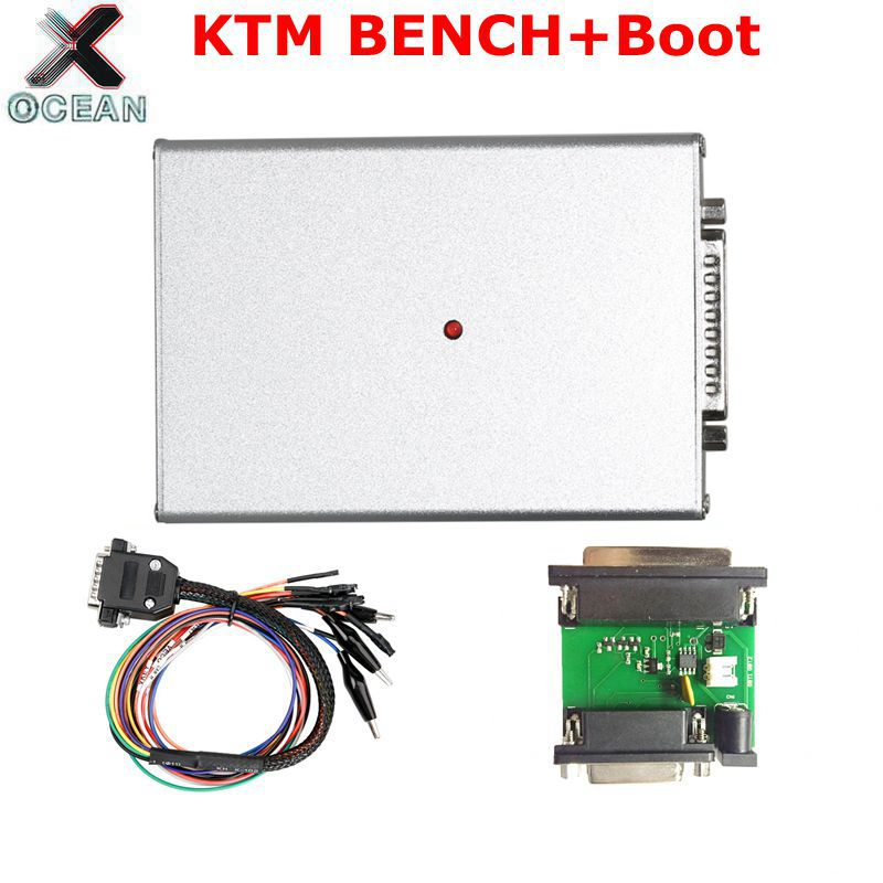 2019 Professional KTM BENCH ECU Programmer Tool Read And Write ECU Via Boot Bench V1.99 KTM-Bench