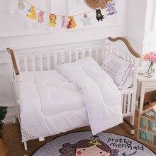 Quilt Pure-Cotton for Kids Baby Bedding-Set 120x150cm Inner Newborns