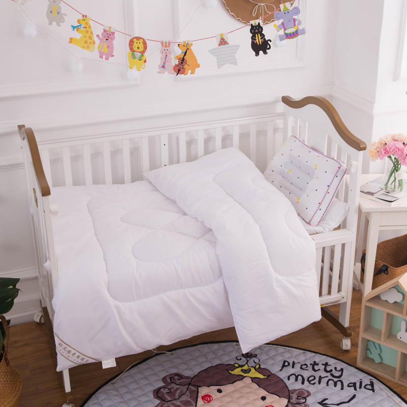 Pure Cotton Baby Quilt Newborns 120x150cm Quilt Filler Quilt Inner For Kids Baby Bedding Set