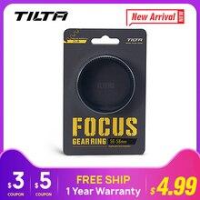 Tilta Seamless Focus Gear Ring 360 Rotation Silent Follow Focus Ring For SLR DSLR Camera Accessories Tiltaing TA FGR