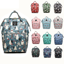 Get more info on the Diaper Bag Printing Design Baby Care Large Capacity Mom Backpack Maternity Backpack Waterproof Nappy Bag Travel Stroller