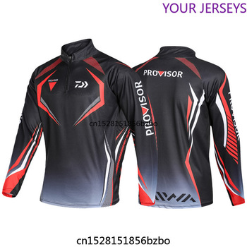 2020 Ɩ�釣りシャツ長袖速乾性の Uv ɀ�気性プロハイキングサイクリング釣り服スポーツフィッシング服