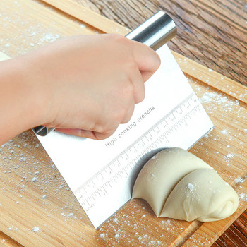 Do ciasta narzędzia do makaronu gniazdo do ciasta ze stali nierdzewnej akcesoria kuchenne łopatka do piekarni akcesoria do dekoracji ciast foremki do ciastek tanie i dobre opinie DarjingB CN (pochodzenie) Siekacze do ciasta Ekologiczne Na stanie SN457 STAINLESS STEEL CE UE Lfgb Stainless steel pastry cutter