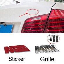 Car Badge Emblem-Sticker Grille-Accessories Logo E87 E46 for M3 M5 G01/F20/G30/..