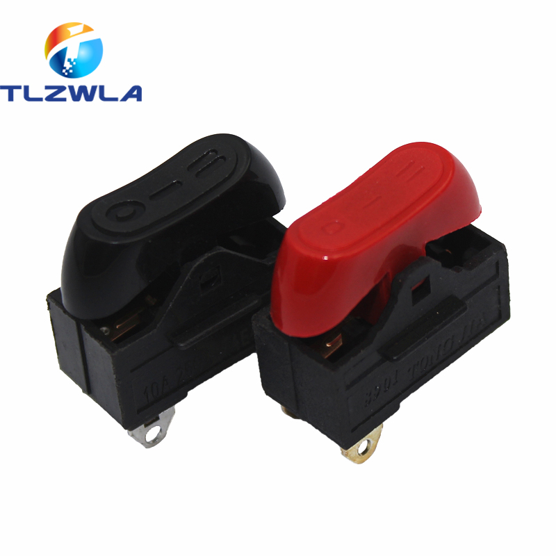 4 Pcs Hair Dryer Switch,Rocker Switch,3 Position ON OFF Boat Switch
