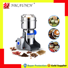 800g Grains Spices Hebals Cereals Coffee Dry Food Grinder Mill Grinding Machine gristmill home medicine flour powder crusher
