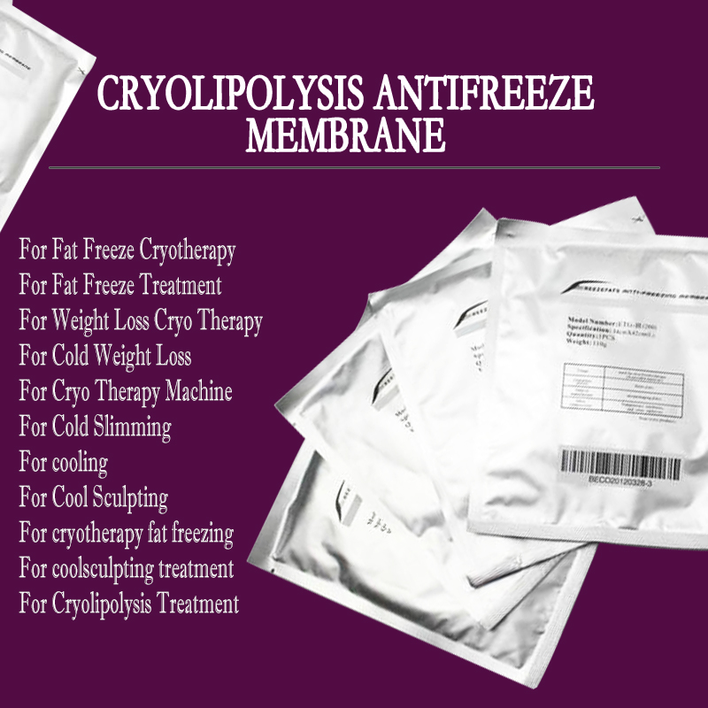 2019 Anti Freezing Membrance/cryo Antifreeze Membrane /anti Freezing Membrance For Sale 27X30 CM
