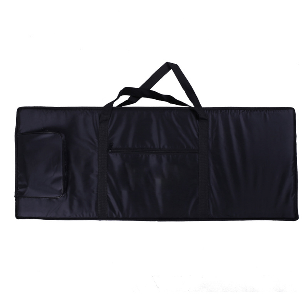 Portable 61 Key Keyboard Electric Piano Organ Keyboard Bag  Electone Waterproof Bag Padded Case Gig Cover Package