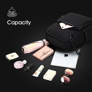 Image 5 - BOPAI 2019 nouvelle mode imperméable à leau sauvage léger voyage grande capacité sac à dos dames sacs à dos femmes