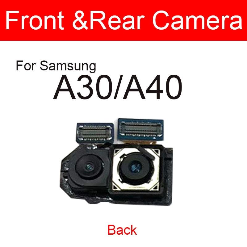 Rear Main Camera Flex Ribbon Cable For Samsung Galaxy A30 A305F SM-305F A40 A405F SM-405F Back Big Camera Module Repair Parts