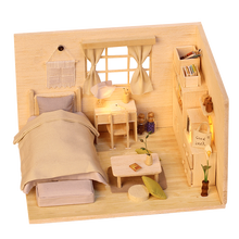 Doll house model toys role play elegant house  furnishing articles Japanese plain room children toys kids educational toys doll house model toys role play elegant house furnishing warm time room children toys kids educational toys
