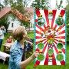 Divertente Gioco di Sacchi di Fagioli Sacchi di Fagioli Giocattolo Gioco Sicuro Lancio Lancio Borse Per Adulti Per Bambini All'aperto Festa A Tema Giochi di Carnevale giocattoli