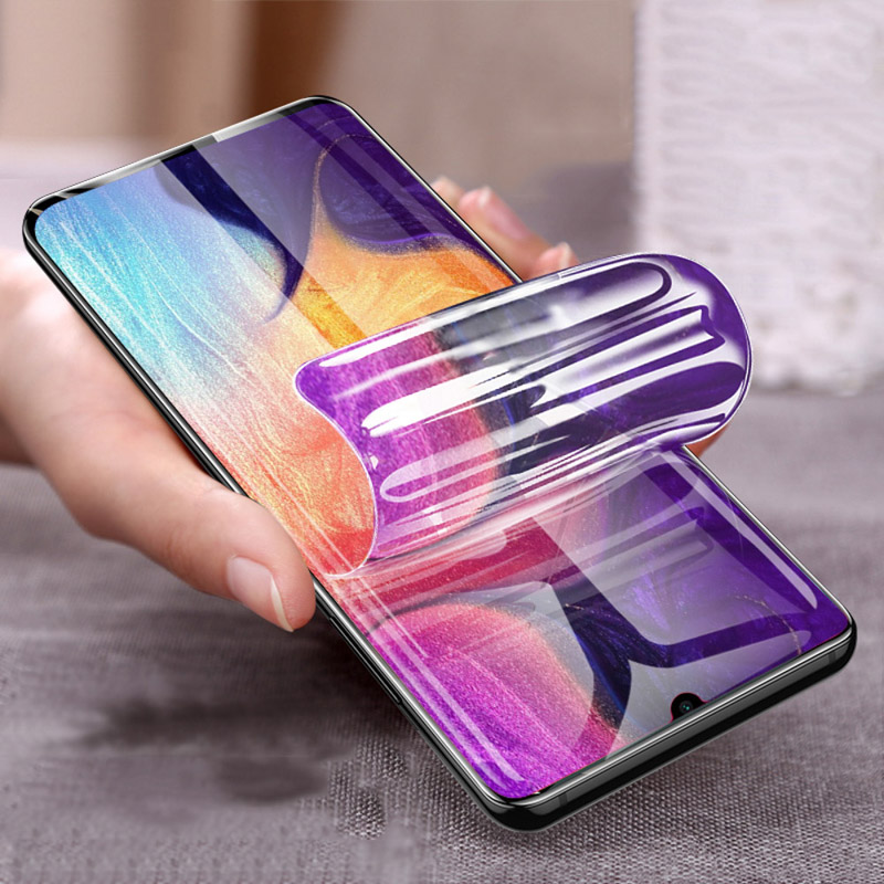 10D Hydrogel Film For OPPO A9 A5 2020 R15X K5 K3 K1 A7 A3 Screen Protector On OPPO R17 R15 A1K A11X A5 A3S Protective Film Guard